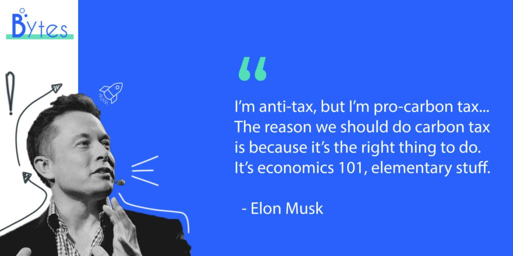 💭 Byte of the Day by elon musk
